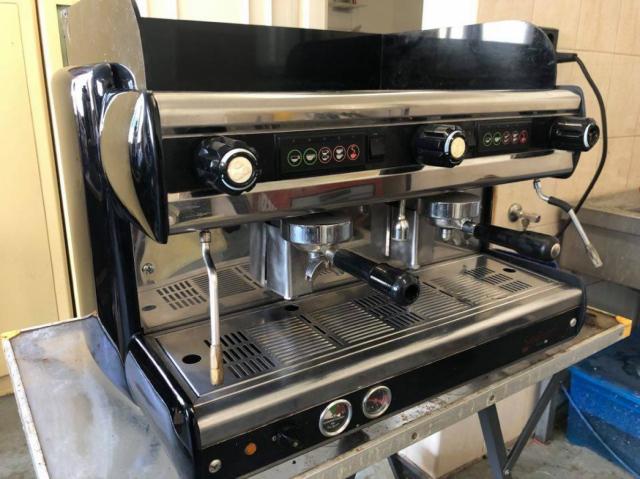 San Remo automata karos kávégép
